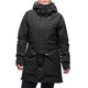 Houdini Spheric Parka Women True Black